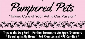 "Pampered Pets: ""Taking Care of Your Pet is Our Passion"""