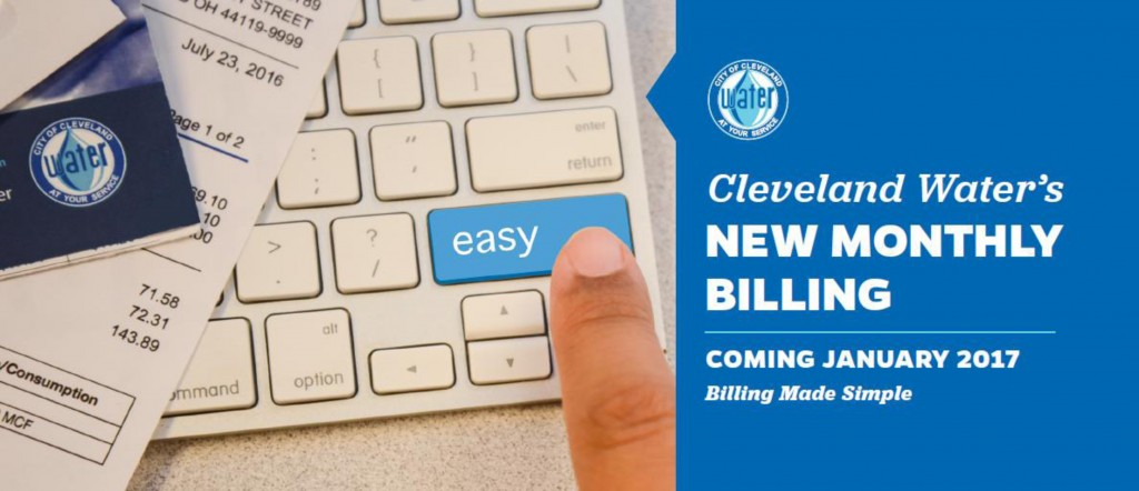 CLEVELAND WATER Billing Made Simple
