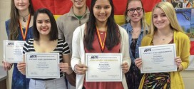 WHS Students Earn Honors In National German Exam