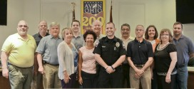 Avon Police Swear in New Officer, Jared Linden