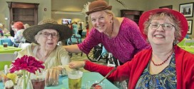 "O'Neill Healthcare Bay Village Celebrates ""Mom"" with a Ladies High Tea"