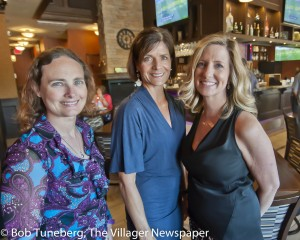 Allison Elizabeth, Linda Hagy and Christine Pintner Cirigliano welcome you.
