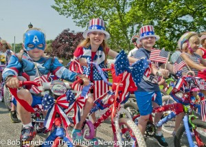 Children's Bike, Trike and Wagon Parade
