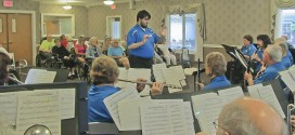 O'Neill Healthcare Bay Village Hosts Letter Carriers Band