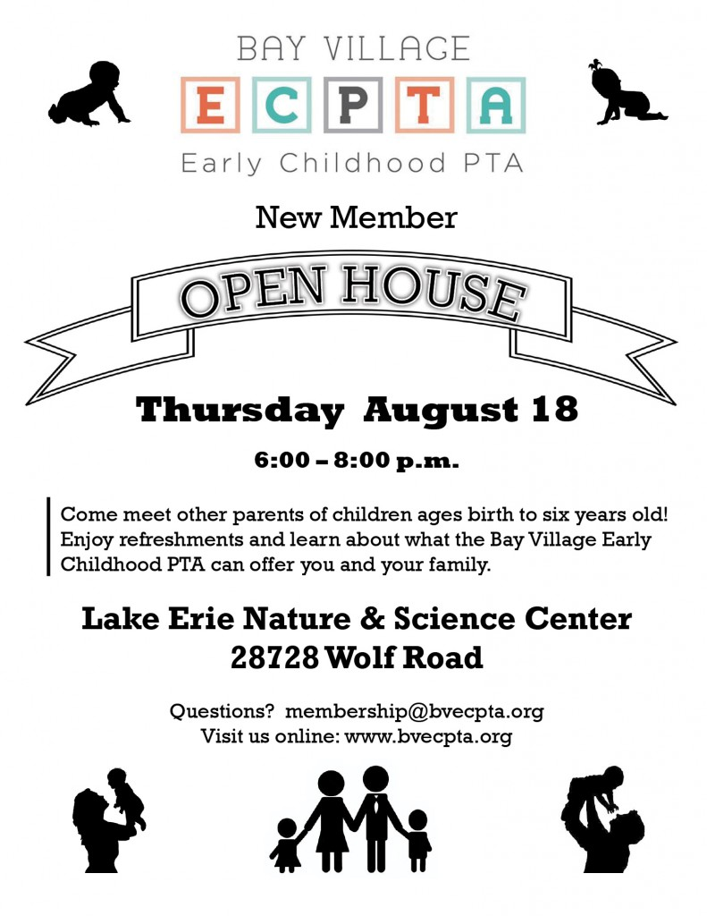 BVECPTA Open House Flyer
