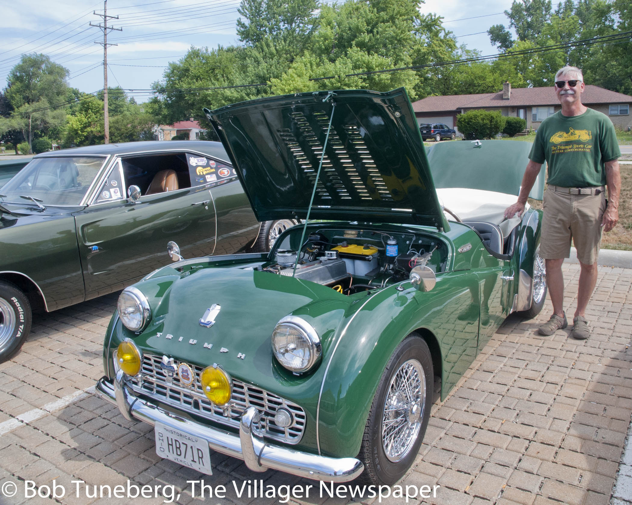 Hot Day, Hot Cars at The Woods on French Creek | The Villager ...