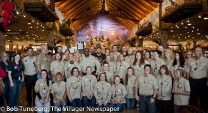 The Avon Cabela's team.