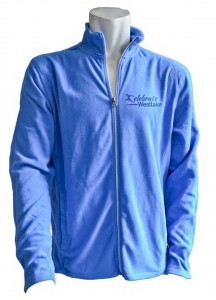 Soooo pretty! Instead of a race shirt and hat, you get this awesome fleece jacket with your adult registration! While supplies last, so register soon!