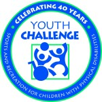 Youth Challenge 40th Anniversary Logo