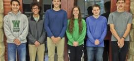 8 Named National Merit Commended Scholars