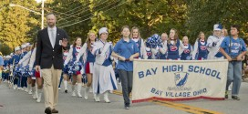 25 Years and Growing! The Bay Village Homecoming Parade