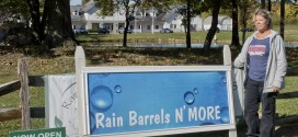 Rain Barrels N' MORE Opens in Former Bonne Bell Building