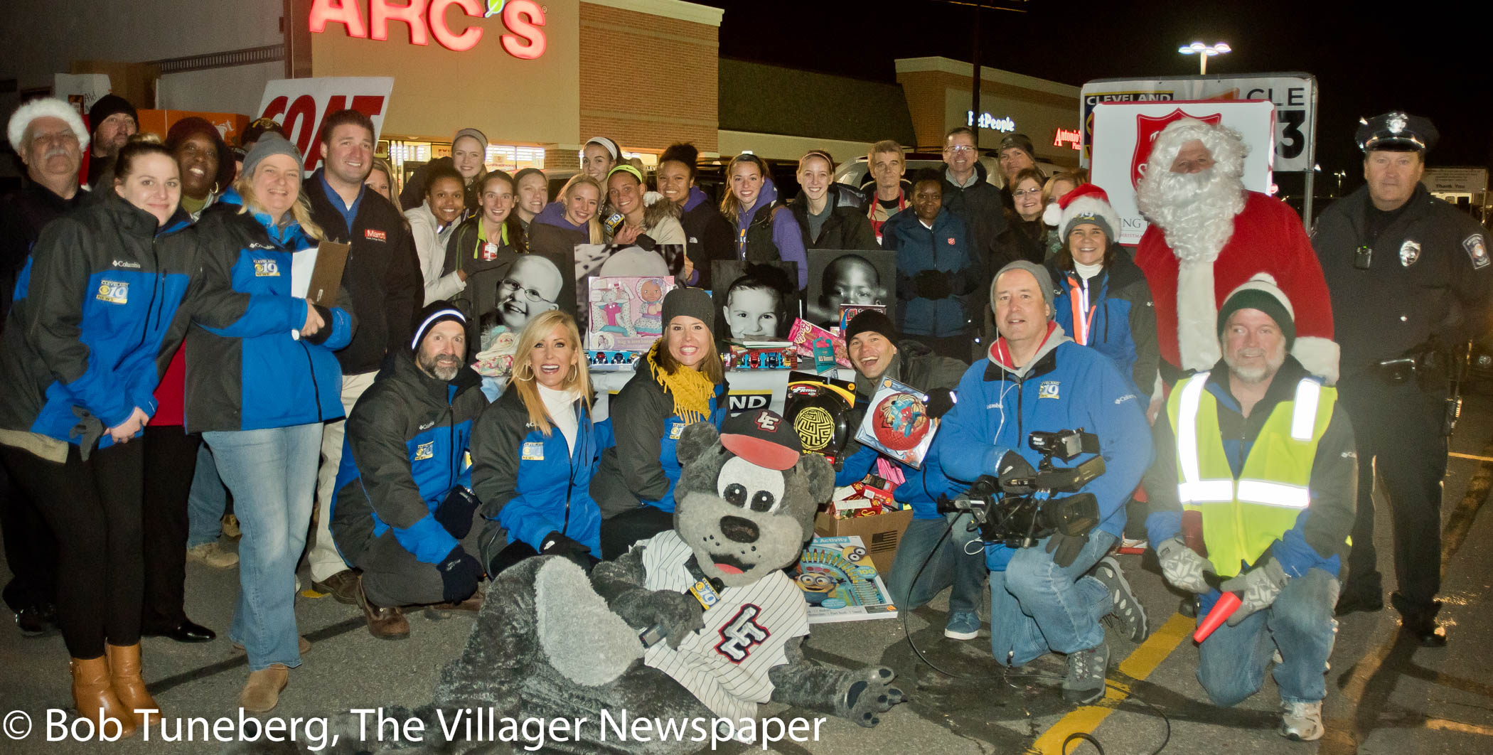 Channel 19 News Donation Drive Comes to Avon - The Villager
