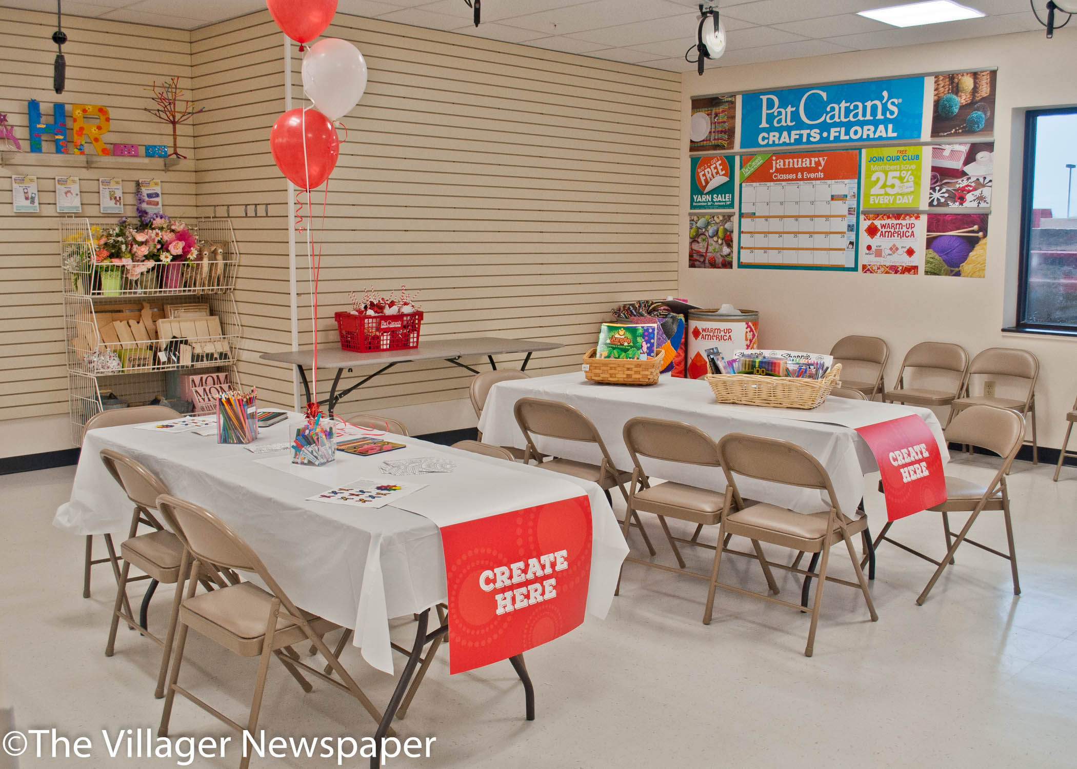 photo relating to Pat Catans Coupon Printable titled Pat Catans Opens Contemporary Westlake Desired destination - The Villager