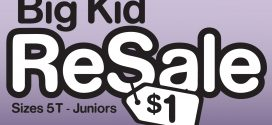 Popular Big Kid Resale Returns March 4