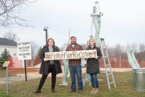 Avon Encourages Heroin Awareness Through Art and Social Media