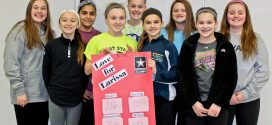 Love For Larissa: Middle School Service Project Benefits Soldier Serving Overseas