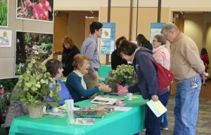 Last year's Rain and Garden Show Exhibitors