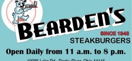 Bearden's Steakburgers: $8.95 Fish & Chips
