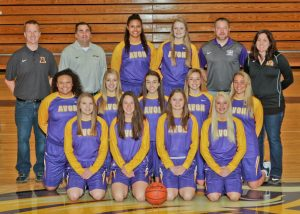 Avon's girls beat Amherst, 35-33 on a buzzer beater from Elizabeth Flynn in the district semis to upend the top-seeded Comets.