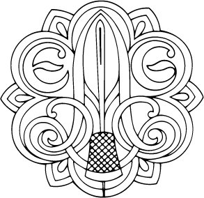Embroiders Guild Logo