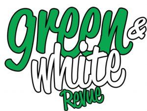 Green&WhiteRevueLogo