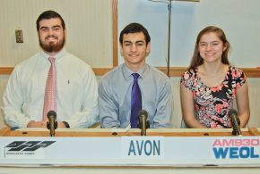 Avon Defeats Keystone in Quarterfinals of High School Scholastic Games Quiz Show