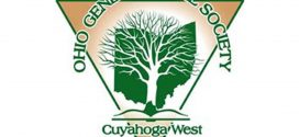 Cuyahoga West Chapter, Ohio Genealogical Society January 2020 Help Session and Evening Program