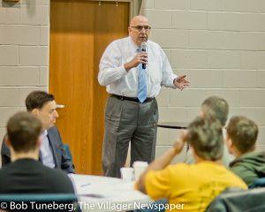 J. Mark Busch of Busch Furneral Services
