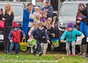 Easter Egg Hunt at Avon Isle