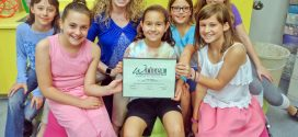 Bassett 4th Grade Class Wins Top Grant Award
