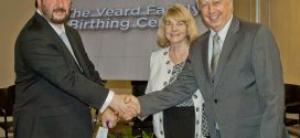 Mercy and the Mercy Foundation of Lorain County Unveil the Newly Renovated Veard Family Birthing Center