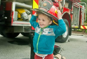 Five Alarm Fun! UH St. John Medical Center Teams with Westlake for Safety Fair