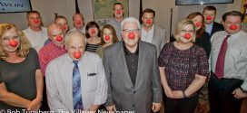 Red Noses Mark Avon's Commitment to Compassion