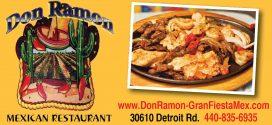 Welcome Amigos! Don Ramon Mexican Restaurant