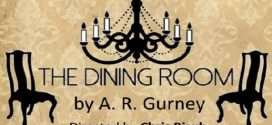 Bay Village Community Theater Production – THE DINING ROOM