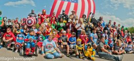 The Third Annual Super Hero Day in Avon