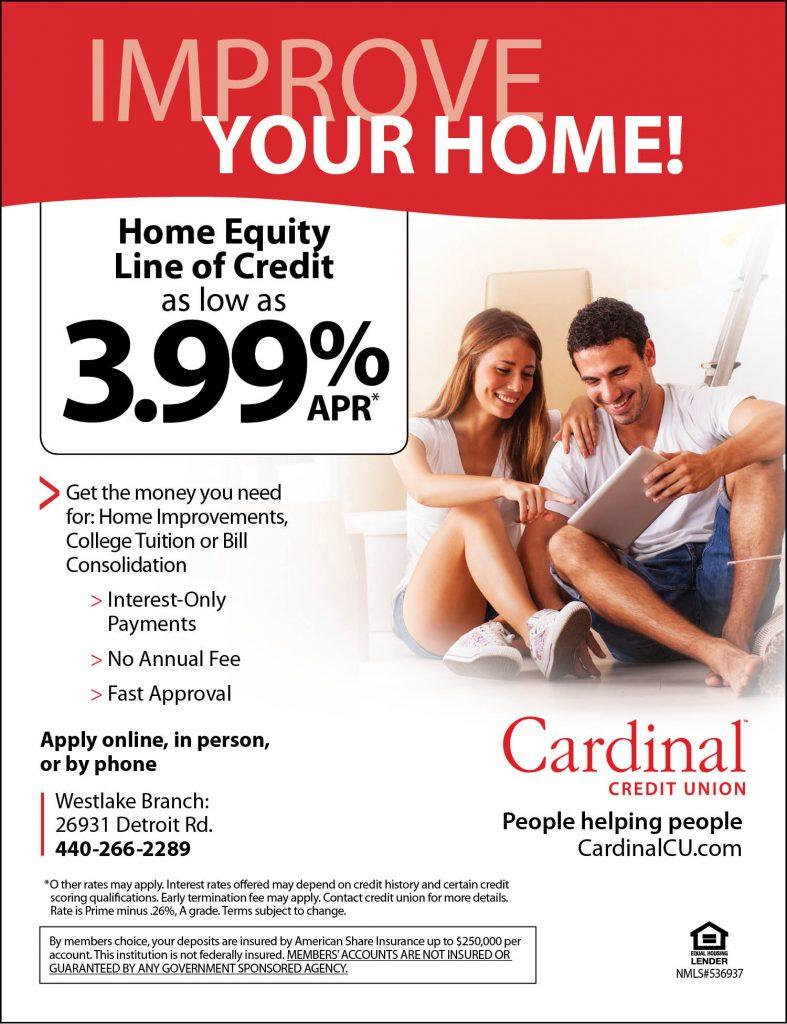 Paul J Marando Joins Cardinal Credit Union As Westlake Branch