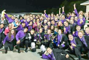 Avon Mighty Eagles Marching Band Named Grand Champion at 2017 Music In Motion OMEA Competition