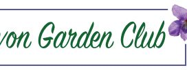 Avon Garden Club Installation Banquet and Holiday Celebration