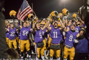 State Bound! Avon's Eagles Soar into Football Finals