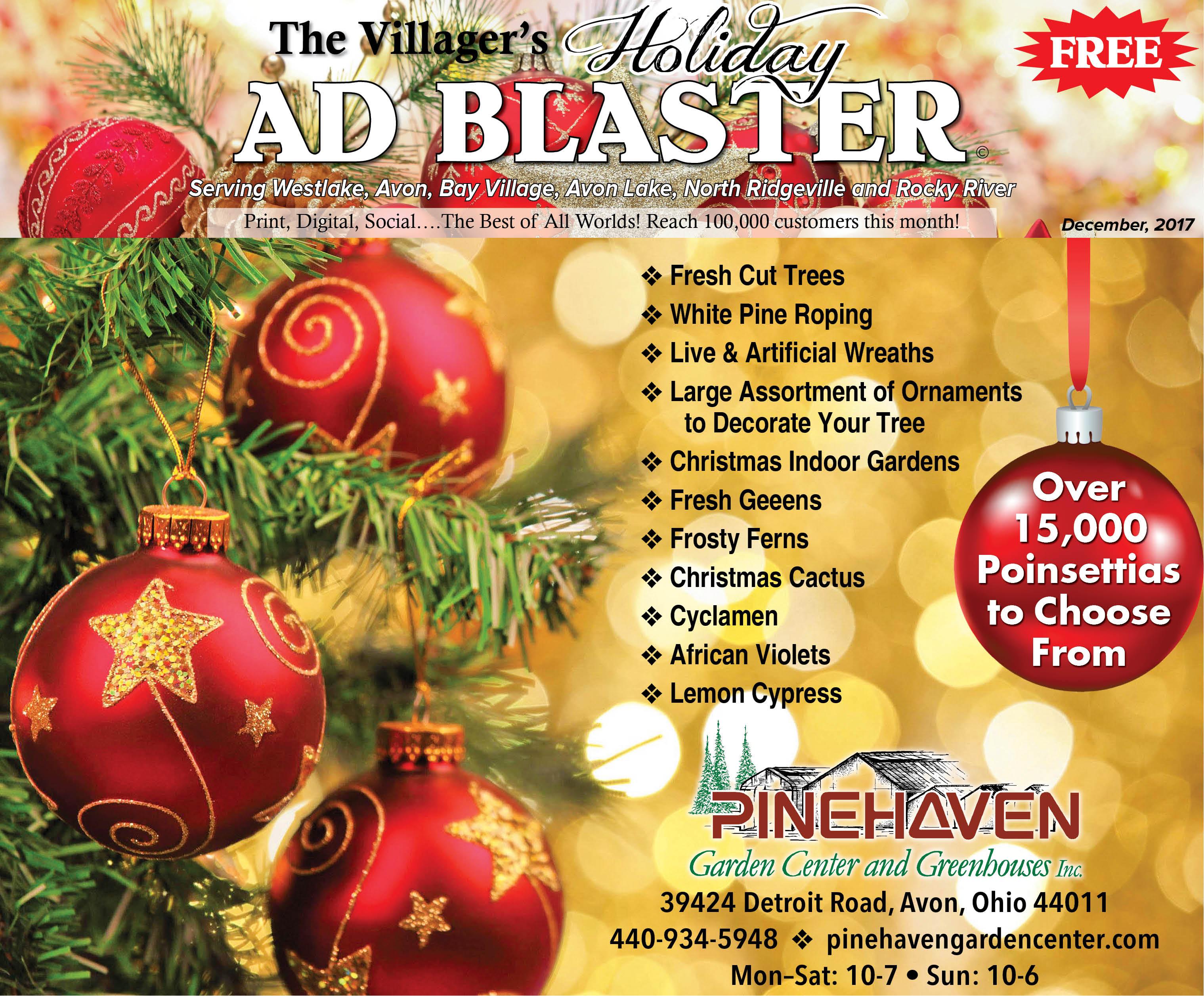 We Believe! Avon Celebrates Christmas | The Villager Newspaper Online