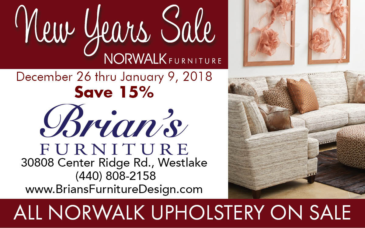 Brianu0027s Furniture: Norwalk Furniture New Years Sale   The Villager  Newspaper Online
