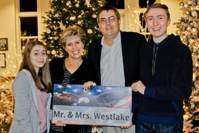 Cris and Tery Kennedy Named Mr. & Mrs. Westlake