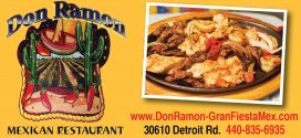Valentine's Day Specials at Don Ramon Mexican Restaurant
