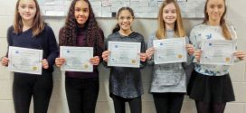 Westlake Writers Recognized in Ohio Library of Congress Letter Writing Contest
