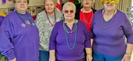 North Ridgeville Senior Center Mardi Gras