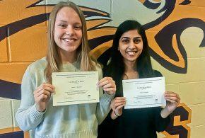 Avon High School Students Named National Merit Finalists