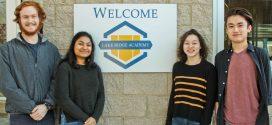 Lake Ridge Academy Announces Four National Merit Finalists