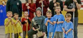 Preschool Sports Tot Floor Hockey